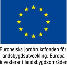 Projektet finansieras av bl a Jordbruksverket (delvis av pengar från den Europeiska jordbruksfonden för landsbygdsutveckling).