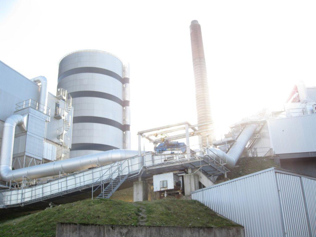 Förbränningstest - Bränslemixen levereras till Ryaverket i Borås